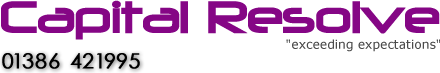 Capital Resolve Logo